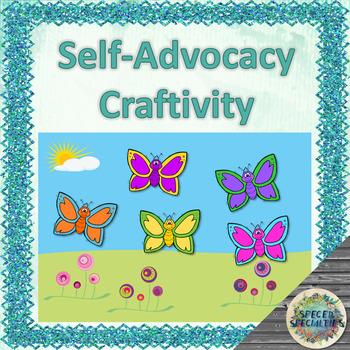 Self-Advocacy & Back to School 'Craftivity'