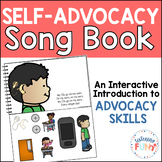 Self-Advocacy Interactive Song Book for Deaf Education