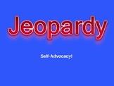 Self-Advocacy Jeopardy Game