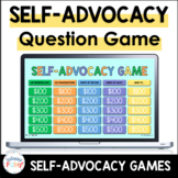 Self-Advocacy Jeopardy Style Game for Deaf and Hard of Hea