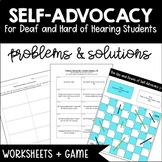 Self-Advocacy: Problems and Solutions for Deaf and Hard of