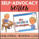 Self-Advocacy Series: Unilateral Hearing Loss (BAHA)