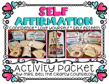 Self Affirmation Activity Pack