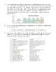 Self Analyzing Math Skills Assessment
