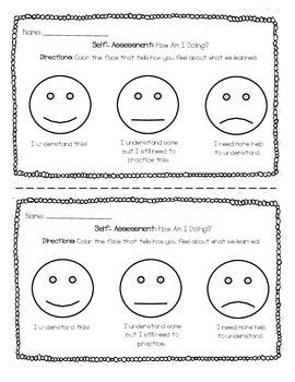 Free Self-Assesment Tools
