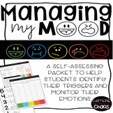 Self-Assessing Behavior-Monitoring My Mood