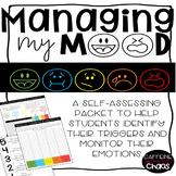 Self-Assessing Behavior-Monitoring My Mood