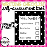 Self-Assessment Writing Checklist