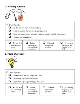 Self Assessment G3