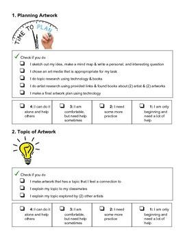 Self Assessment G5