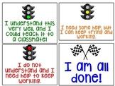 Self-Assessment Cards