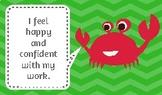 Self Assessment Desk Cards