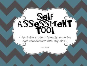 Self Assessment - Desk Tag