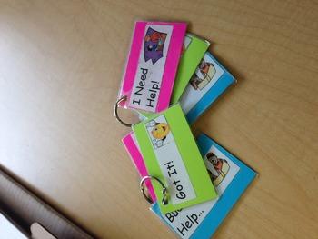 Self- Assessment Flash Cards
