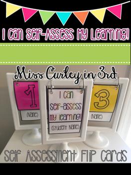 Self Assessment Flip Cards
