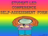 Self-Assessment For Student-Led Conferences