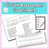 Goal Setting for Students: Occupational Therapy Skills Checklist