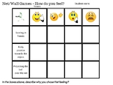 Self Assessment - Net/Wall Games using Emojis