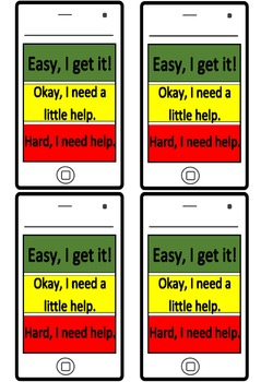 Self- Assessment Phone