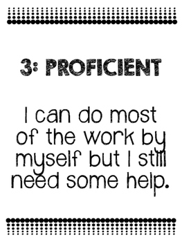 Self-Assessment Poster