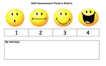 Self Assessment Rubric