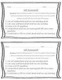 Self Assessment - Student