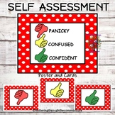 Self-Assessment Student Communication Cards and Poster