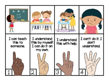 Self-Assessment Tool for Students