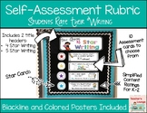 Self Assessment Writing Rubric