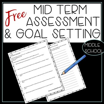 Free Self-Assessment and Goal Setting