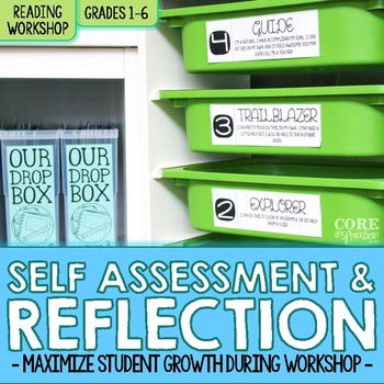 Self Assessment and Reflection Tools for Reading Workshop