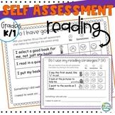 Self Assessment Kindergarten 1st Grade Reading