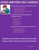 Self-Assessment for Writing