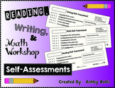Self Assessment in Reading, Writing & Math Workshop