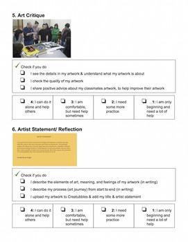 Self Assessments G2-8