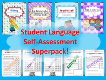 Self-Assessments & Checklists: Reading, Writing, Speaking,