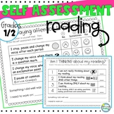 Self Assessment for Reading ~ Self Assessment 2nd Grade