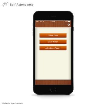 Self Attendance App