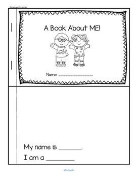 Self Esteem Theme Activities, Centers and Printables Preschool