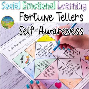 Self-Awareness Fortune Teller Craft