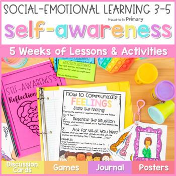 Self Awareness - Social Emotional Learning & Character Education Curriculum