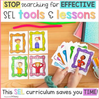 Self Awareness - 3-5 Social Emotional Learning & Character Education Curriculum
