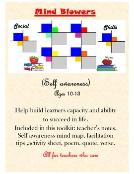 Self Awareness manual (for teachers who care).