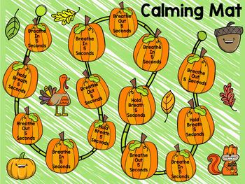 Self-Care Autumn / Fall: Emotional Regulation Self-Care Summer Supplement