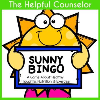 Coping Skills Bingo: Self-Care