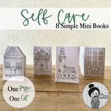 Self-Care Village: Mindfulness for Kids Activities for Dis