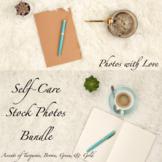 Self-Care Stock Photos Bundle