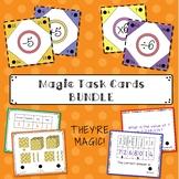 MATH FACTS  Magic Task Cards BIG BUNDLE
