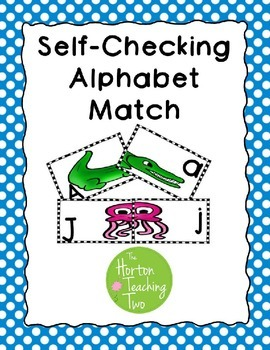 Self-Checking Alphabet Match