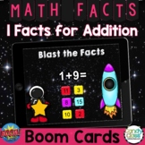 Self Checking Digital Math Fact Fluency Games: 1 Facts for